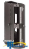 Leviton VertiGO Opt-X Adapter Plate Zero-U Patch Panel.. -- 49280-AP6