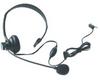 O-206 Lightweight Headset w/Swivel Boom Mic & PTT/VOX switch, w/straight connector for ICOM radios IC-F3, F4, F4S, etc -- O-206
