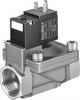MN1H-2-3/8-MS-NPT Solenoid valve -- 161726