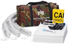 PIG Oil-Only Spill Kit in Camo Duffel Bag Absorbs up to 9.5 gal., Container Type - Portable Bag Spill Kits KIT498 -- KIT498