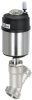 2/2-way-piston-op. angle-seat valve -- 175115 -Image