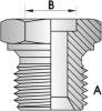 S53P – BSPP Male Tube Weld -Image