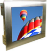 """20.1"""" NEMA 4X Bonded Panel Touch Display -- VT201PSSVB - Touch -- View Larger Image"""