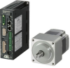 AlphaStep Closed Loop Stepper Motor and Driver with Built-in Controller (Stored Data) -- AR98ACD-PS36-3