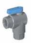 175.546.331(TYPE-546) - Ball Valve, mAnual, PP, 3/8