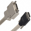 D-Shaped, Centronics Cables -- MCA103-2-ND -Image