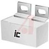Capacitor, IGBT Snubber;1uF;Tape Wrap&Expory Fill Case;Polypropylene;850VDC -- 70112077 - Image