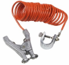 Retract-a-Clamp Grounding Assembly -- DRM466