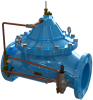 Automatic Control Valves -- C300 - Backpressure Sustaining Valves