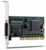 Low-Profile 16-CH Isolated DI & 16-CH Isolated DO PCI Card -- LPCI-7230 - Image