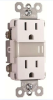 Combination Switch/Receptacle -- NTL885-TRAMBERW -- View Larger Image