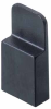 2 Pos. Female Jumper Socket, Handle Shunt, Black -- M7967-05 -- View Larger Image