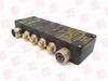 TURCK ELEKTRONIK CDN-IOM-44-0010 ( NETWORK I/O MODULE, BUS STOP, DEVICENET, 4 INPUT, 4 OUTPUT, DISCRETE, 11-25 VDC, 50MA )