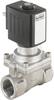 Servo-assisted 2/2 way diaphragm valve -- 306624 -Image