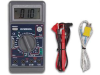 3 1/2 Digit Digital Multimeter w/ 29 Ranges, 20A -- 603570