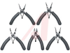 5 pc Precision Stainless Steel Plier Set -- 70159723