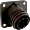 Connector; Plug; 4; Screw Terminal; 32 A/25 A (CSA); 600 VAC/VDC; -40 degC; IP6 -- 70099193