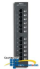 Panduit® DP6 Plus 12-Port Patch Panel (RoHS Compliant) -- DP12688TGY