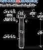 Solderless Pressfit PCB Pin -- 4526-0-00-01-00-00-03-0