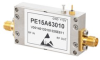 0.8 dB NF Input Protected Low Noise Amplifier, Operating from 3.1 GHz to 3.5 GHz with 28 dB Gain, 8 dBm P1dB and SMA -- PE15A63010 -Image