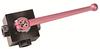 Carbon Steel 3-Way High-Pressure Valve -- VZE Series - Image