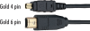 IEEE 1394 Firewire Cable -- 37-106-36