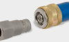 High Resistance Non Spill Hydraulic Coupling -- SBA