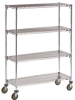 METRO Adjustable Super Erecta Wire Trucks -- 4798600