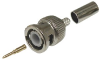 BNC Male Crimp-on RG59 Connector LTA1007-3