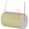 Capacitor, Snubber;1uF;Metallized Polypropy;Axial;1200WVDC;+/-10%;12Arms;0.05% -- 70112119