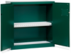 PIG Pesticides Safety Cabinet Manual-Close Door Style, Holds 30 gal., 43