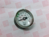SMC G36-10-N01-X7 ( AIR REGULATOR GAUGE 0-1MPA 1.5IN DIAL BM ) -Image