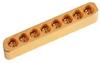 Multi-Coax Test Header Connector -- 1X8A81MXPS5001E -Image