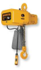 Elec Chain Hoist,1T,Lift10ft,14fpm -- 4DFL7