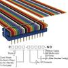 Rectangular Cable Assemblies -- C4RXG-2418M-ND -- View Larger Image