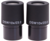 Eyepieces, Lenses -- 26800B-441-ND -Image