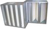 Mini Pleat Filter - High Efficiency 12 inch Depth