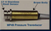 Flush Mount Pressure Transducer -- MP49-500