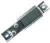 Ceramic Insulated Finned Strip Heaters -- FSH Series - Image
