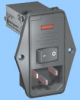 3 Function Power Entry Module -- 83543050 -Image