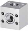 SAE Flanged Flanges - Branch Tee -- 61 Series - Image