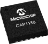 Touch and Input Sensing -- CAP1188
