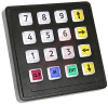 Access Control Keypads -- 8861667