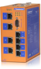 Managed Industrial Ethernet Switches -- HES10M-2G Series -Image
