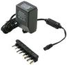 Universal 1000mA AC/DC Power Adapter w/ Detachable Plugs -- 88-533