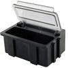 Hinged SMD Conductive Storage Box -- SM0881 - Image