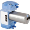 Single Head Miniature Vacuum Pump; 2.5 LPM/16 mmHg-20 psi/24 VDC -- GO-79600-24