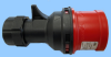 International Cord Set 32A 3 Phase, 4P 5W