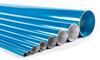 Aluminum Pipes - 40 mm ( 1 1/2) - 9.35'