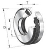 29300 Series Thrust Style Spherical Roller Bearings -- 29372